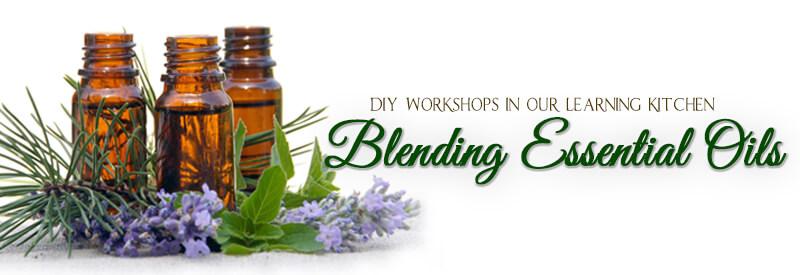 Essential Oil Blending